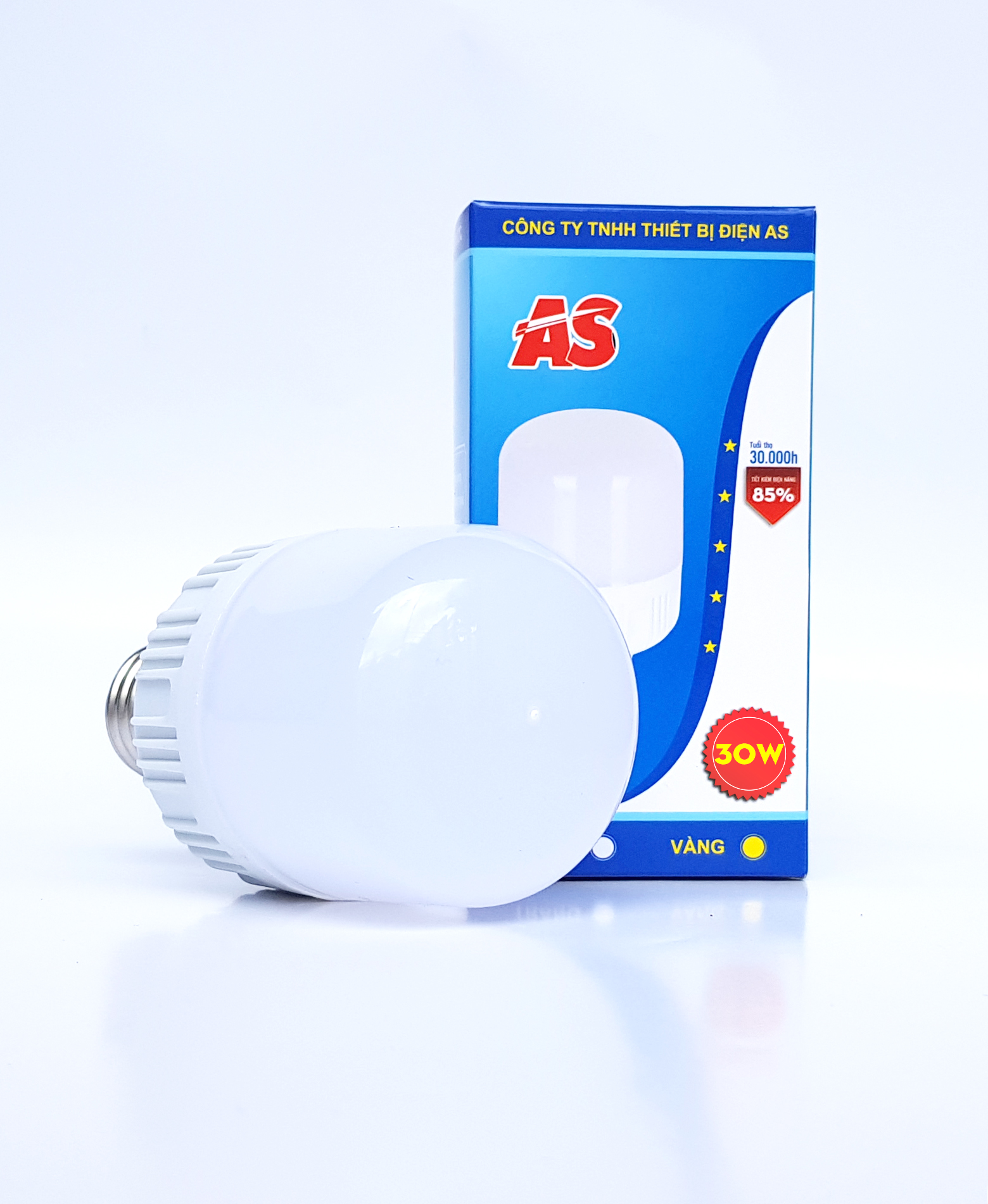 Bóng Led Trụ AS-30W