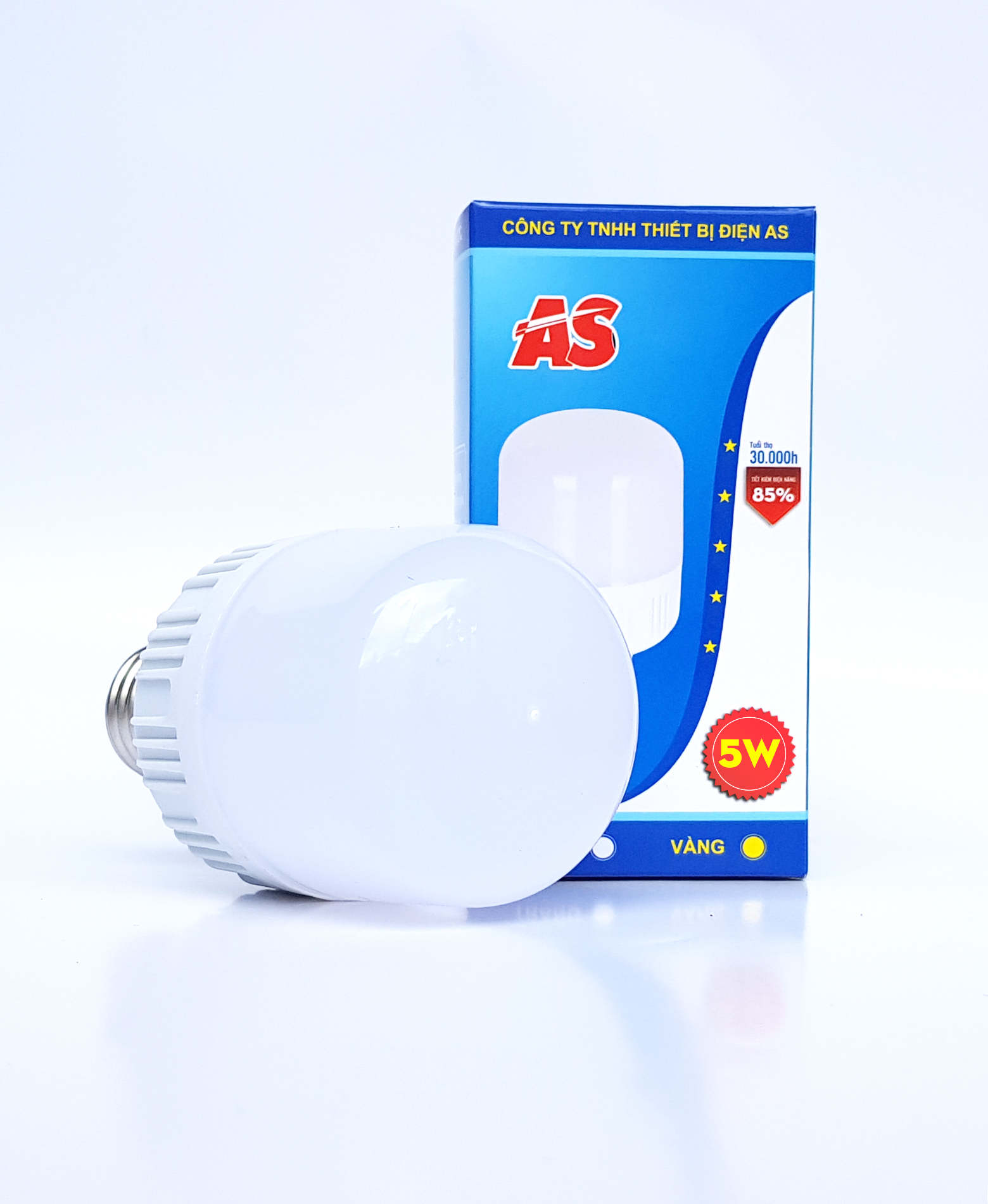 Bóng Led Trụ AS-5W
